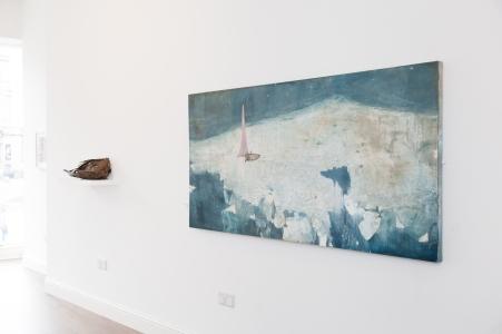 Snowblind Eyes. 2015 Solo Exhibition, Newave Gallery, Aberdeen.